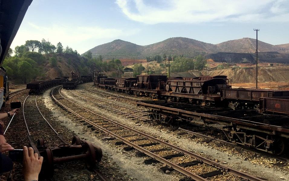 Turismo industrial de Andalucía