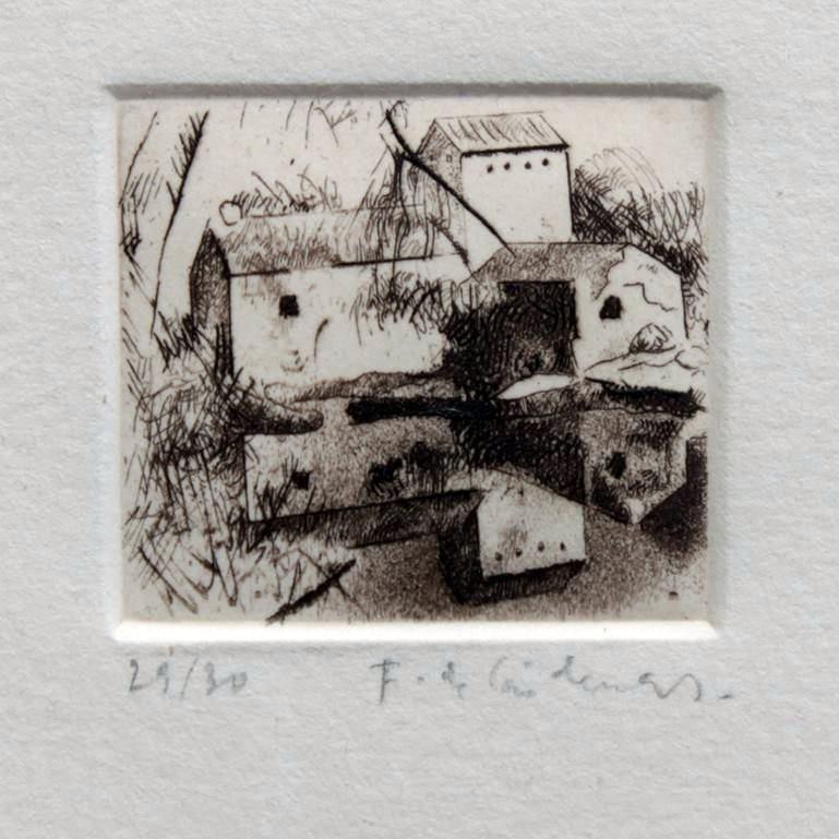 grabado pintor sevilla
