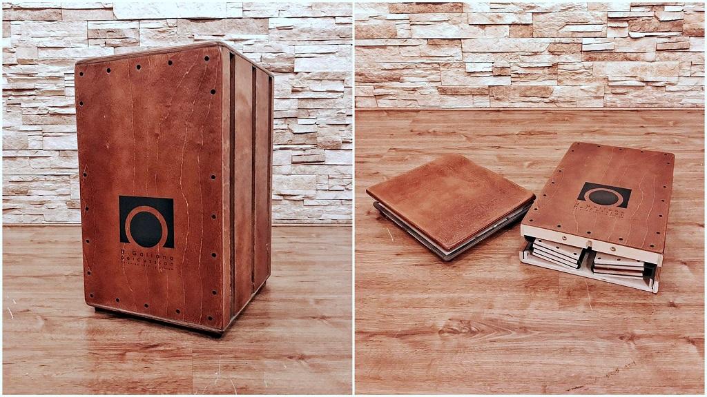 invento primer cajón plegable